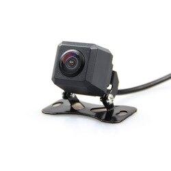 Amazon gran venta 18mm Plug-in de alta definición en la cámara del coche espejo retrovisor cámara Universal estilo