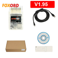 OBD2 Tool V1.95 KTMOBD ECU Programmer & Gearbox Power Upgrade Tool Plug and Play via OBD with Dialink J2534 Cable