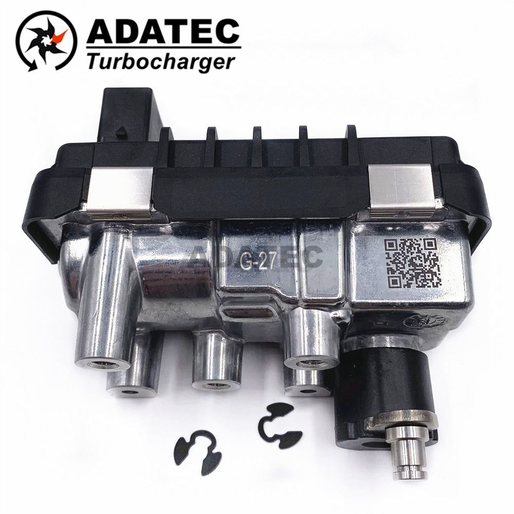 <font><b>GTB2056V</b></font> 762060 turbo electronic actuator G-27 763797 6NW009543 turbine 36002651 for Volvo S70 2.4 D5 132 Kw - 180 HP I5D 2006- image