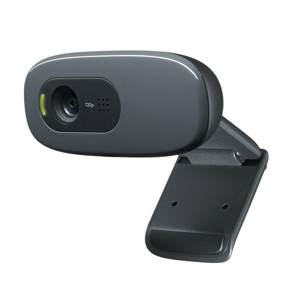 Caméra Webcam externe numérique caméras USB haute définition sans lecteur pour les conférences de classe en ligne JR
