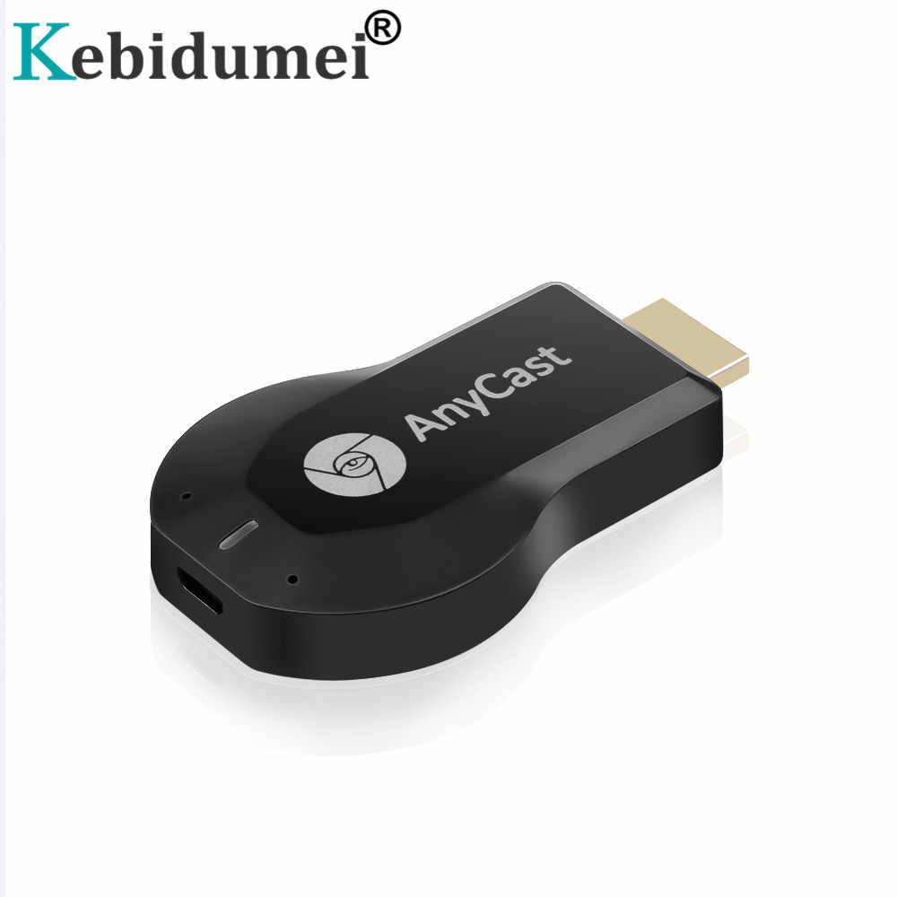 Para Anycast M2 TV Stick Wifi pantalla MiraScreen espejo USB HDMI 1080P receptor Dongle Mirascreen para ios android Macbook Pro aire