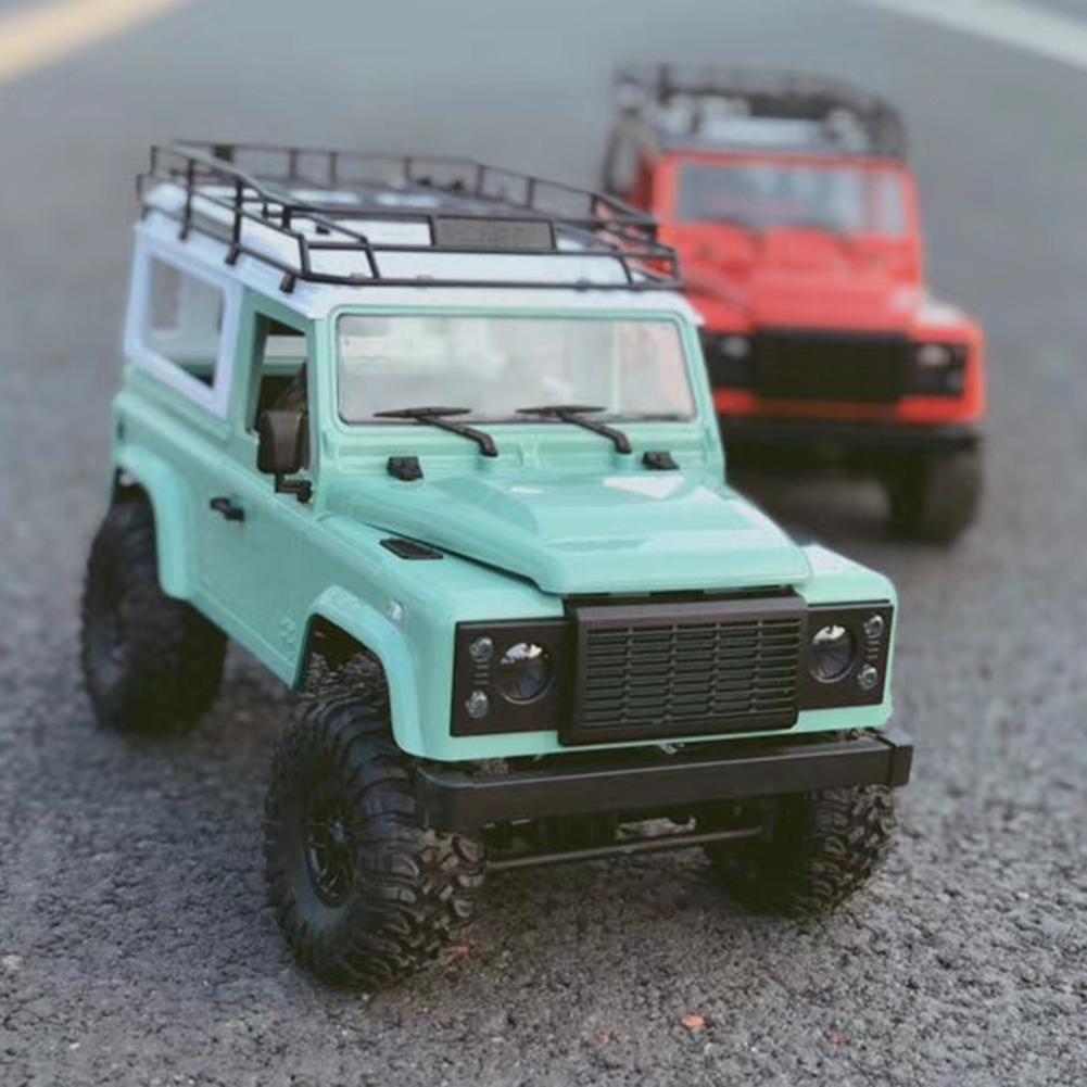 1:12 échelle MN modèle RTR Version WPL RC voiture D90 2.4G 4WD MN99S MN99-S RC Rock chenille défenseur pick-up télécommande camion jouets