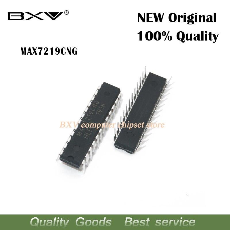 5PCS MAX7219CNG DIP24 MAX7219 DIP-24 DIP 7219CNG DIP-24 In Stock