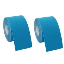 2PCS Sports Recovery Bandage Cotton Waterproof Elastic Sports