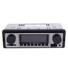 Bluetooth Vintage Car Radio MP3 Player Stereo USB AUX Classic Car Stereo Audio bluetooth vintage car radio mp3 player stereo usb aux classic car stereo audio auto audio accessories radio mp3 player audio