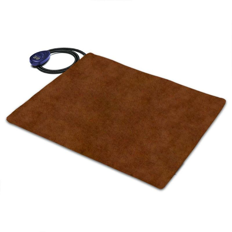 Indoor Waterproof Pet Heating Pad Cat Dog Electric Heated Bed Pet Warming Mat Winter Warm Sleeping Pet Dog Bed Pet Mat