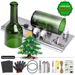 10pcs/set Glass Bottle Cutter
