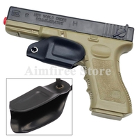 Trigger Guard Holster with Paracord fits Glock 17 18 19 22 23 24 26 27 31 32 34 35|Holsters| |  -