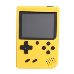 Image 1 - ポータブルミニビデオゲームプレーヤー8 ビット内蔵400クラシックゲーム3.0インチtftレトロポケットゲームコンソール