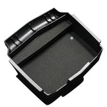Black ABS car Storage Box for Honda CRV CR-V 2012 2013 2014 2015 2016 Interior Parts car Armrest Storage Boxes цена в Москве и Питере