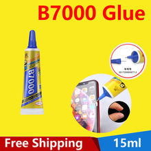 B7000 Glue Phone Touch Screen Super Glue Multipurpose Adhesive Jewelry Rhinestone Crafts DIY Liquid Glue Spot Drill Glue 10ml