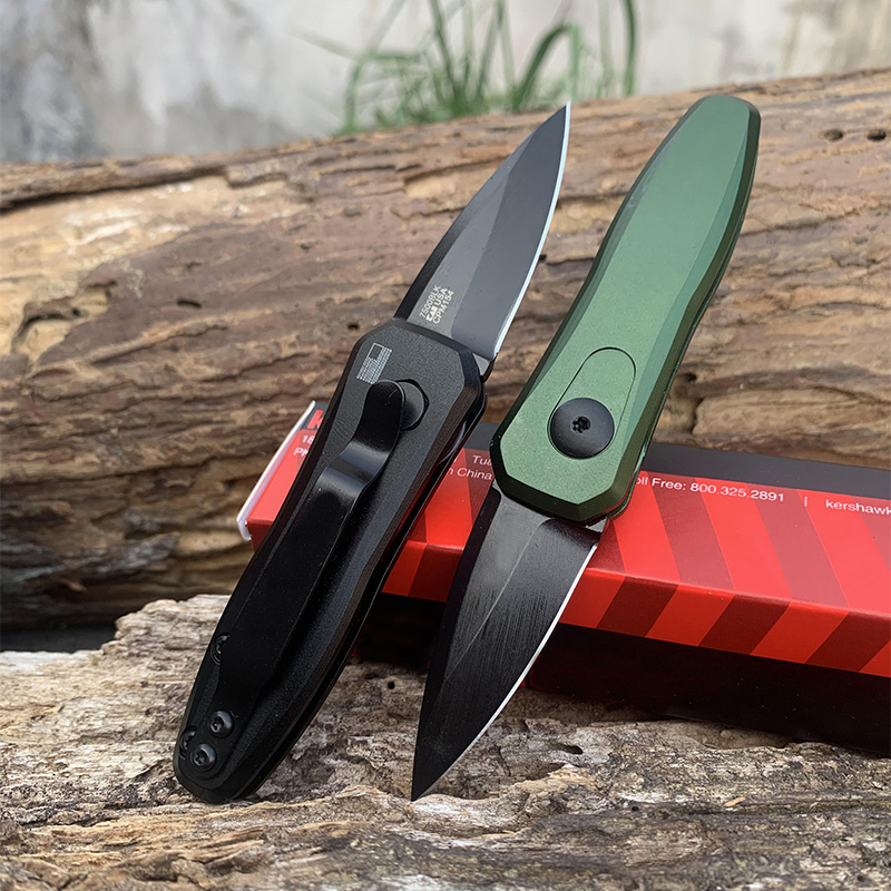 Новый карманный нож Kershaw 7500 автоматический походный авиационный алюминиевый сплав CPM154 лезвие edc охотничий многофункциональный инструмент|Ножи|   | АлиЭкспресс
