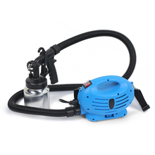 400W Adjustable High Voltage Electric Spray Gun Cake Chocolate Painting Sprayer Gun Handheld Paint Spray Gun 2.5MM
