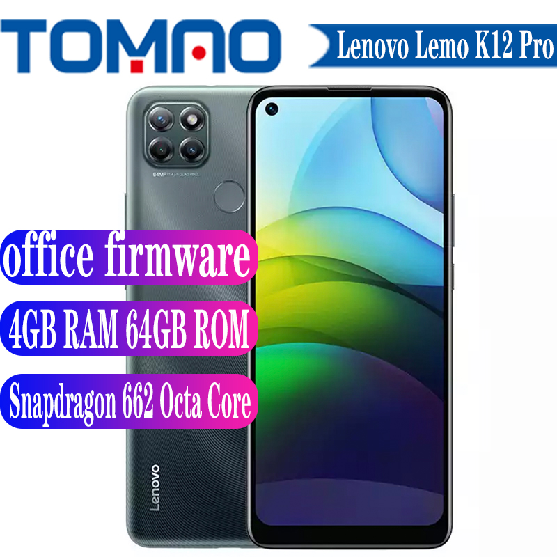 Lenovo Lemo K12 64gb 4gbb WCDMA/LTE/GSM Octa Core Face Recognition/fingerprint Recognition