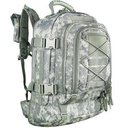 Mochila militar grande de viaje expandible mochila táctica impermeable senderismo mochila para hombres