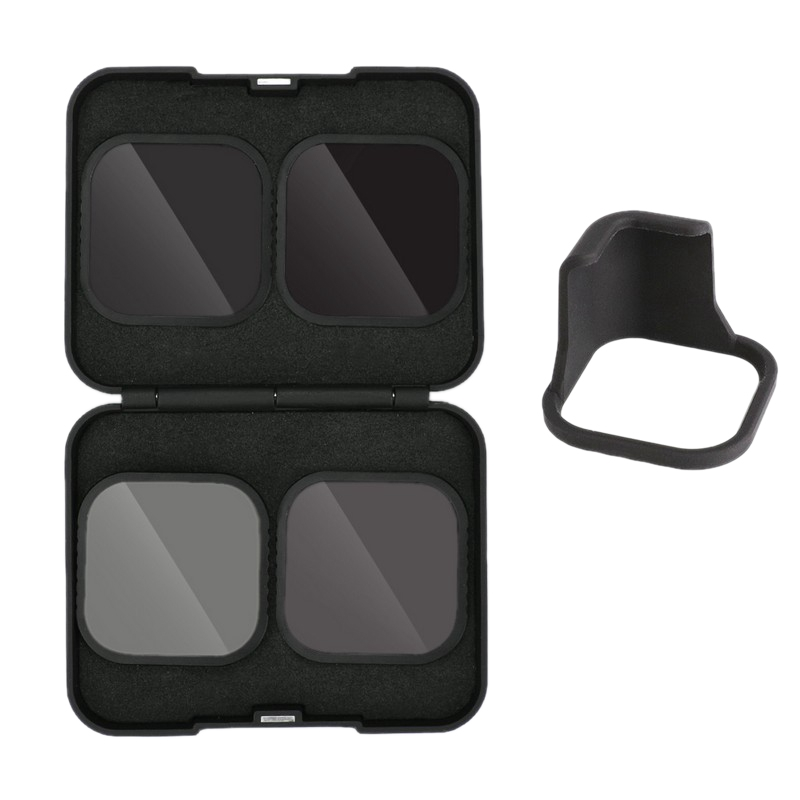 4 Pack Filter Set ND Lens Protector Filter (ND8 16 32) + CPL Filter for Gopro Hero 8 Black Hero 8 Camera Accessories Outdoor Tools     - title=