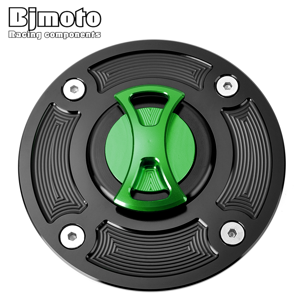 CNC Fuel Engine oil tank cap cover 4 holes Motorcycle parts For <font><b>Suzuki</b></font> <font><b>GSXR1300</b></font> <font><b>Hayabusa</b></font> GSX600F GS600F GSF1200 Bandit SV650 image