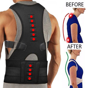 Magnetic Back Support Strap Wa