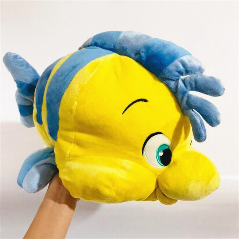 1pieces/lot 48cm Flounder Plush Doll Gift Children's Toys
