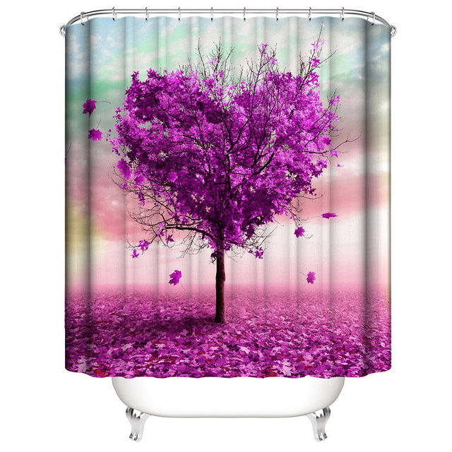 Shower Curtain 180cm 3