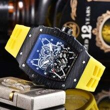 RM Luxury Quartz Watches New Top Brand M