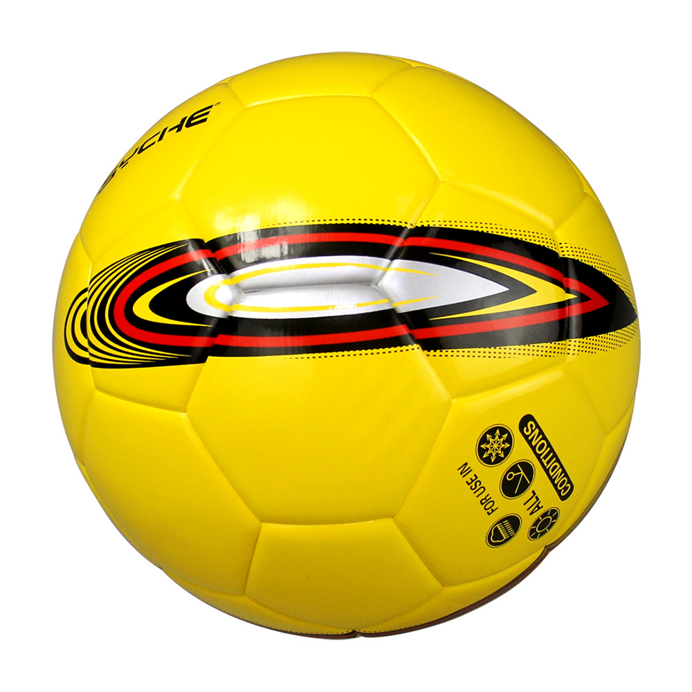Psyche Genuine Product PU Football School Game Training Sports Supplies Standard 4 Children Football