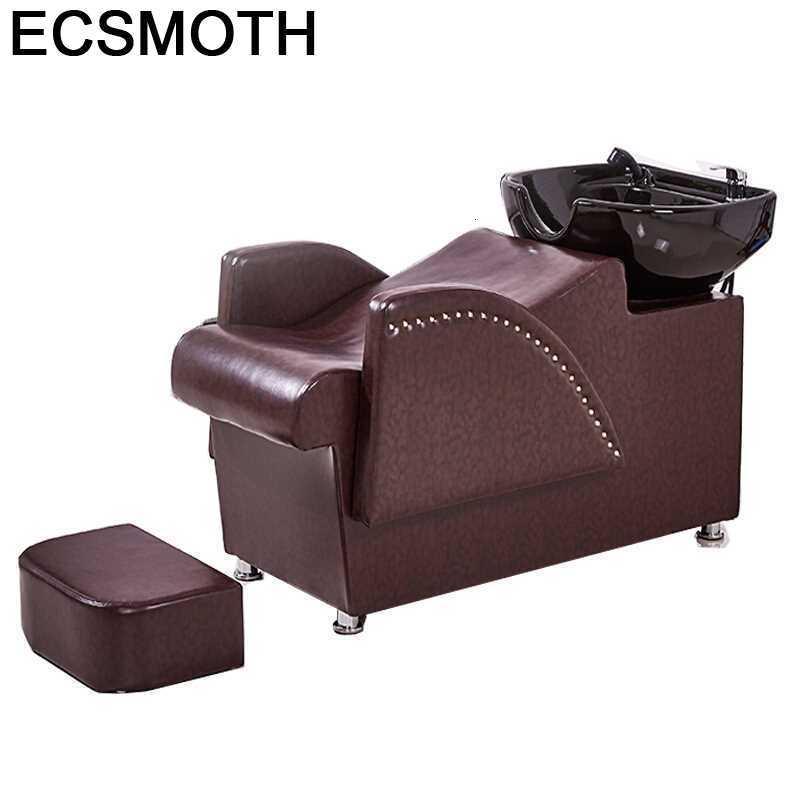 Makeup Cabeleireiro Beauty Hairdresser Lavacabezas Bed Hair Furniture Cadeira Maquiagem Salon Silla Peluqueria Shampoo Chair
