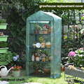 PVC Warm Garden Tier Mini Household Plant Greenhouse Cover Homes Garden Decoration Protect Plants Flowers (without Iron Stand)