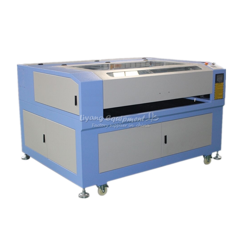 1390 PRO Metal And Nonmetal CO2 Laser Mix Engraving Cutting Machine With Power 150W 180W 280W Tube DSP Off-line Control Funct