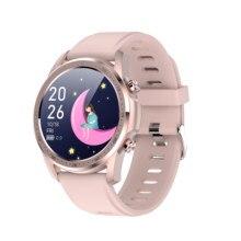 Willgallop 2021 quente youth2 termômetro smartwatch freqüência cardíaca de fitness rastreador mensagem push sports pulseira para o telefone à prova dwaterproof água
