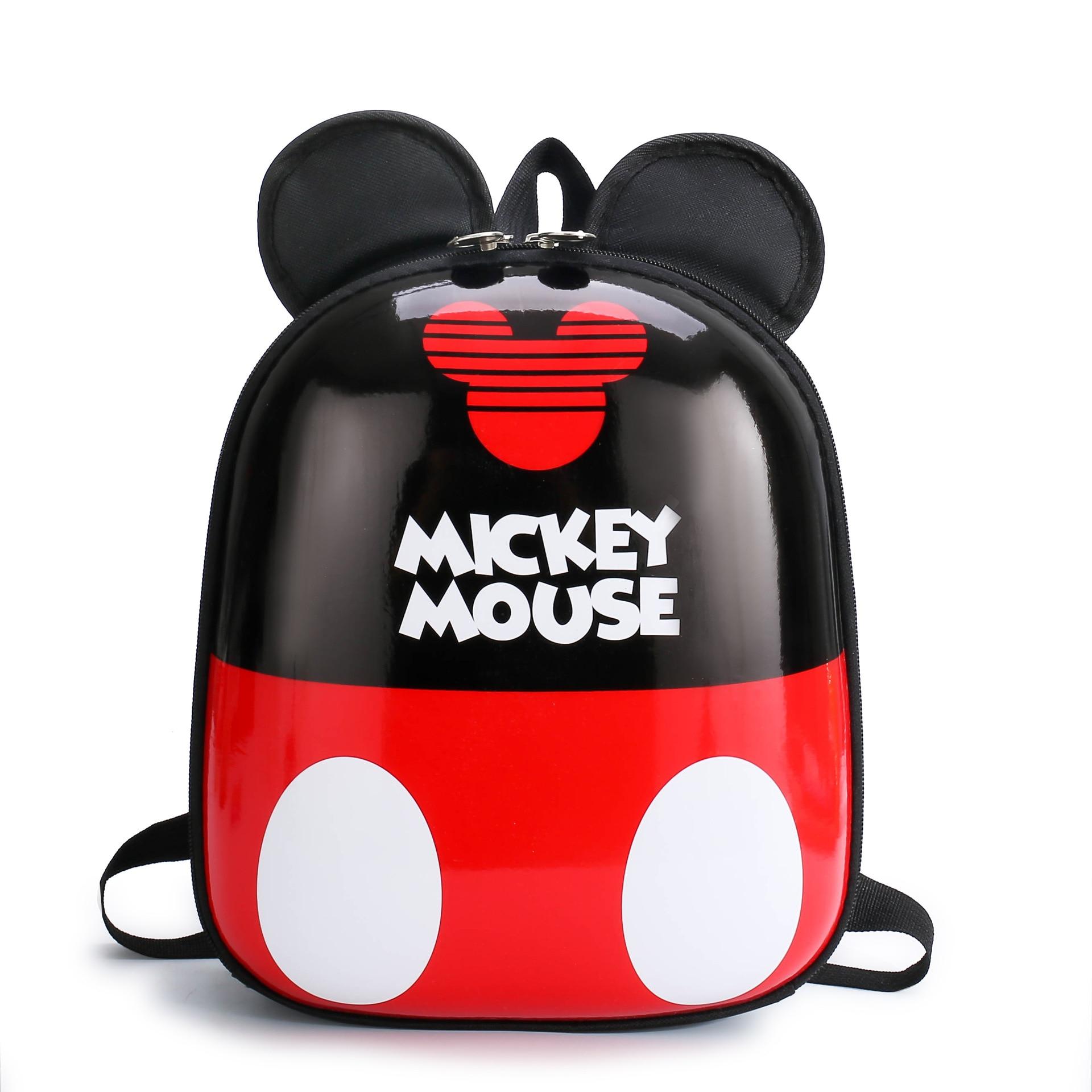Kids Toddler Boy Girl Cartoon Mickey Mouse Backpack Child Schoolbag Shoulder Bag