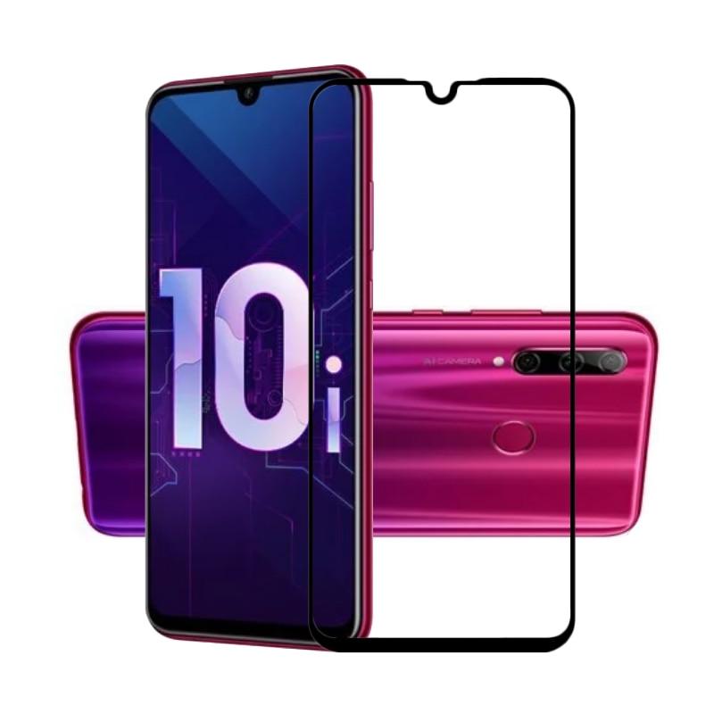 3D закаленное стекло для Honor 10i Защитное стекло для Huawei Honor 20 Lite 10 Light Honer 10i HRY LX1T Защитная пленка для экрана|Защитные стёкла и плёнки|   | АлиЭкспресс