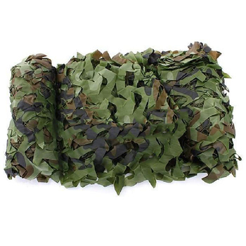 Camouflage network Camouflage Net for Camping and Hunting Camouflage network in Oxford 5m x 1.5m Woodland Camouflage Net фото