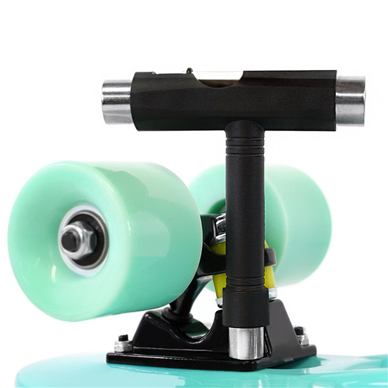 T Type Skate Scooter Tools Mini Scooter Skateboard Longboard Tools Kick Scooter L Wrench Set High Quality Protector Accessories