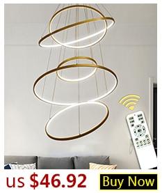 H7864ef4c657c44f194ba4a6e16a5d09d8 Hot Sale Modern LED Ceiling Lights For Living Room Bedroom Dining Room Luminaires White&Black Ceiling Lamps Fixtures AC110V 220V