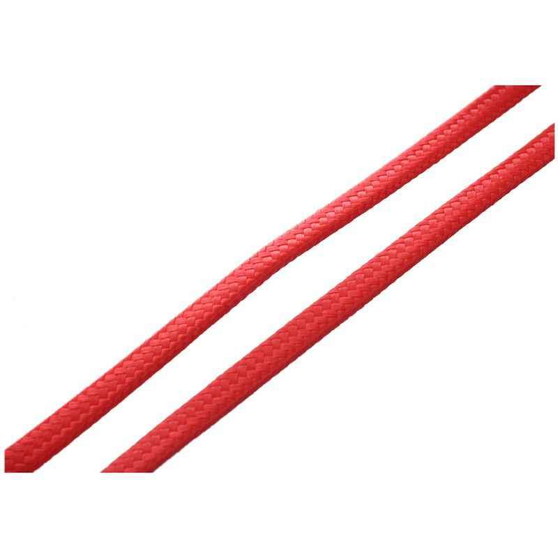1M 3FT 3.5 مللي متر ذكر لذكر M/M جاك الصوت ستيريو Aux وصلة كابل الرصاص PC MP3 DVD الأحمر