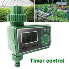 Домашний умный автоматический водопроводный кран с таймером электронный цифровой ЖК-контроллер орошения открытый садовый спринклер таймер полива