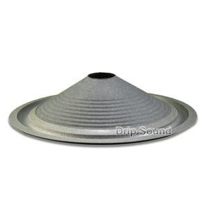 """Image 3 - 10"""" inch 250mm 35.5mm Core Speaker Cone Paper Basin Woofer Drum Paper Foam Edge Trumper Bass Repair Parts #3"""