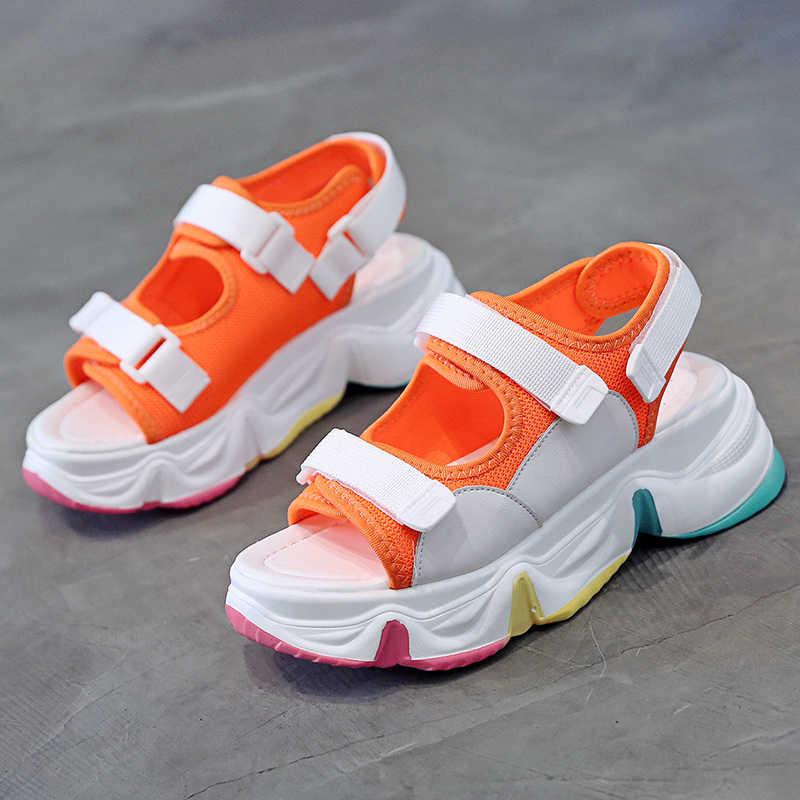 Women Chunky Sandals Luxury Designers