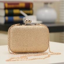 Женская шикарная вечерняя сумочка, свадебная Сумка-клатч с цепочкой, мини сумочка, сумочка, золотой подарок на день рождения