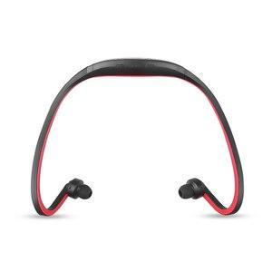 Image 2 - Kebidu fone de ouvido esportivo s9, fone de ouvido wireless e com bluetooth, deixa as mãos livres, suporte para xiaomi e huawei