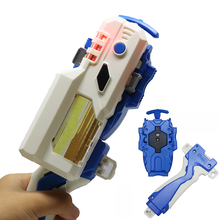 Launcher Gyro-Parts Beyblades Burst Beylogger Toys Children Flashing with Music And