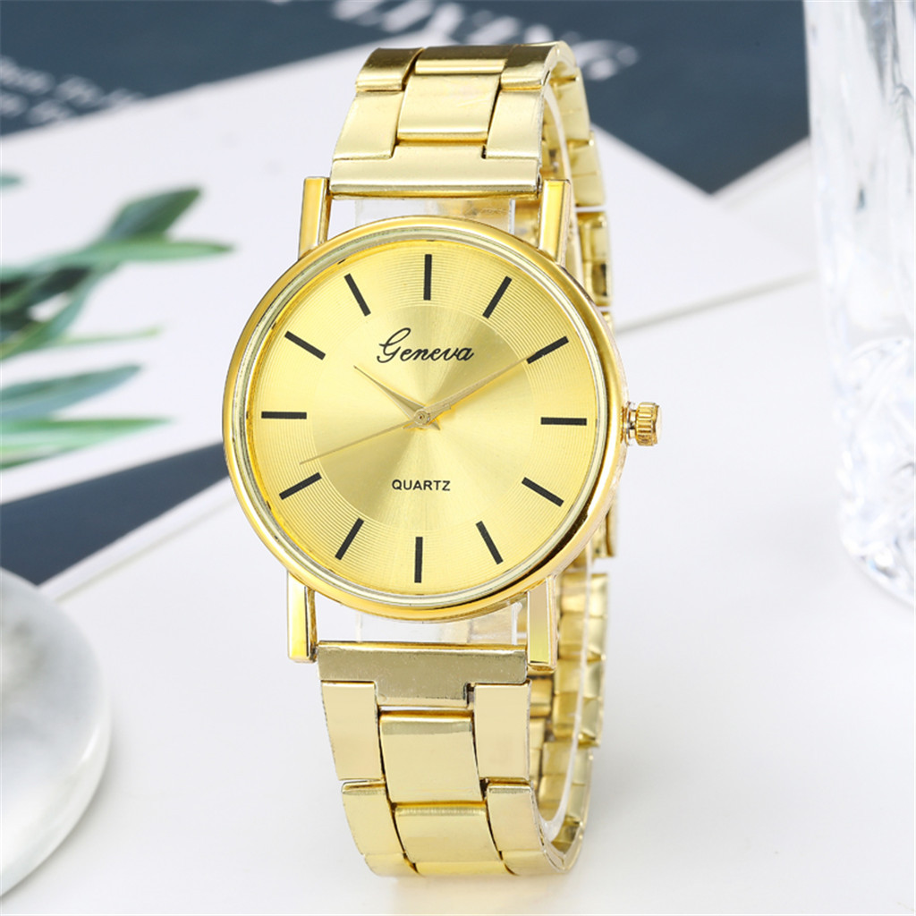Top Brand Luxury Watches Women Casual Business Quartz Rose Gold Wrist Watch Distinguished Women Watch Dress Gift Reloj Mujer