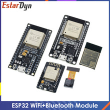 ESP32-CAM ESP32 Development Board WiFi+Bluetooth Ultra-Low Power Consumption Dual Core ESP-32 ESP-32S ESP 32 Similar ESP8266