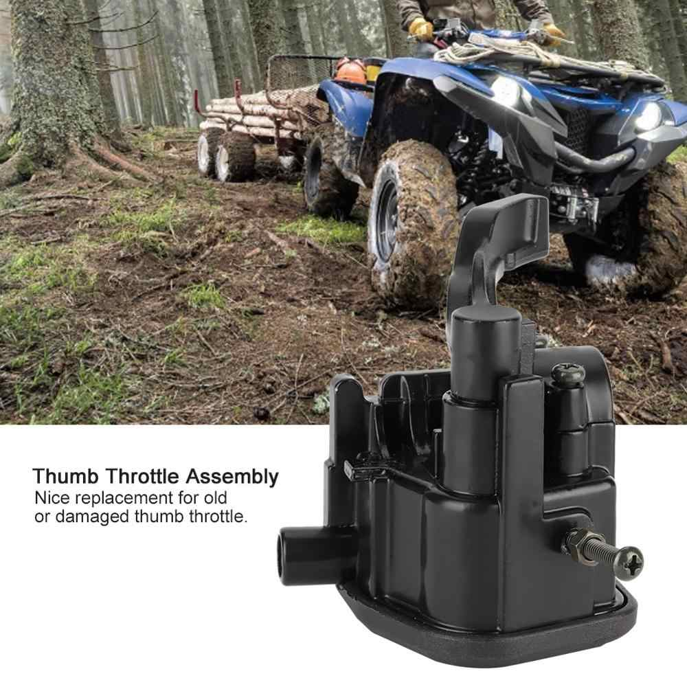 Motorcycle Part Easy installation Replacement Thumb Throttle Assembly ATV Thumb Throttle for ATV 350 ALL YEARS