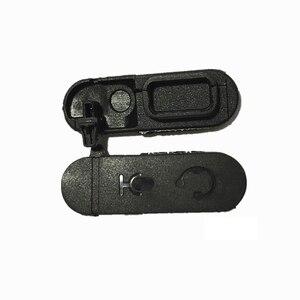 Image 1 - 5 sztuk nowy zestaw słuchawkowy kurz slajdów pokrywa dla Motorola XIR P3688 DEP450 DP1400 CP200d dwukierunkowe Radio Walkie Talkie akcesoria