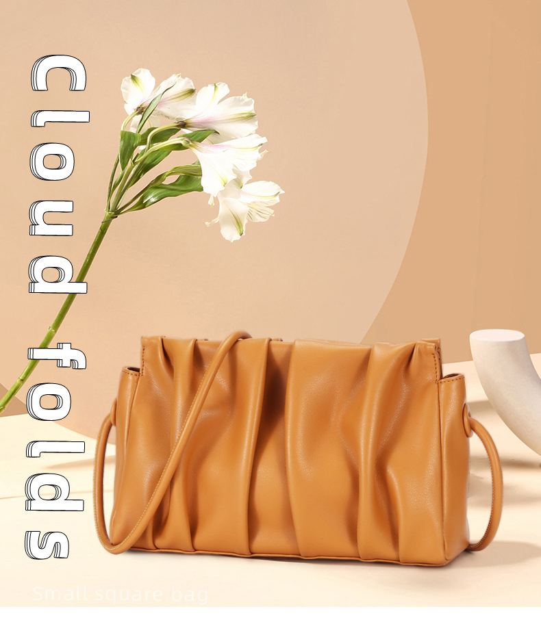Women Handbag Luxury Messenger Bag Drape Genuine Leather Shoulder Bag H7867763ee89c4a7389fdf8df5bc14b76Y Bag