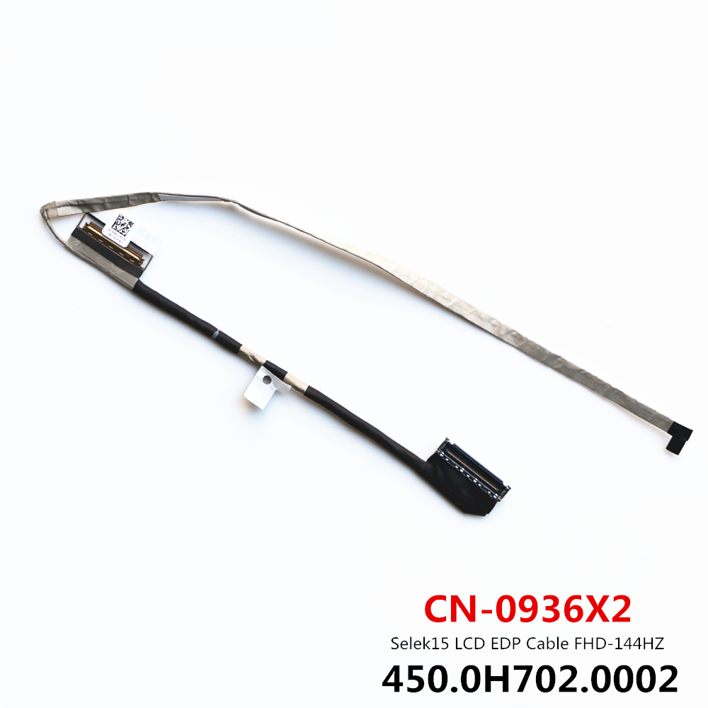 CN-0396X2 450.0H702.0002 EDP Cable FHD-144HZ For DELL G3-3590 LCD LVDS CABLE