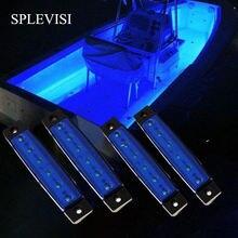 4 x Морская Лодка класс 12 вольт большой водонепроницаемый светодиодный