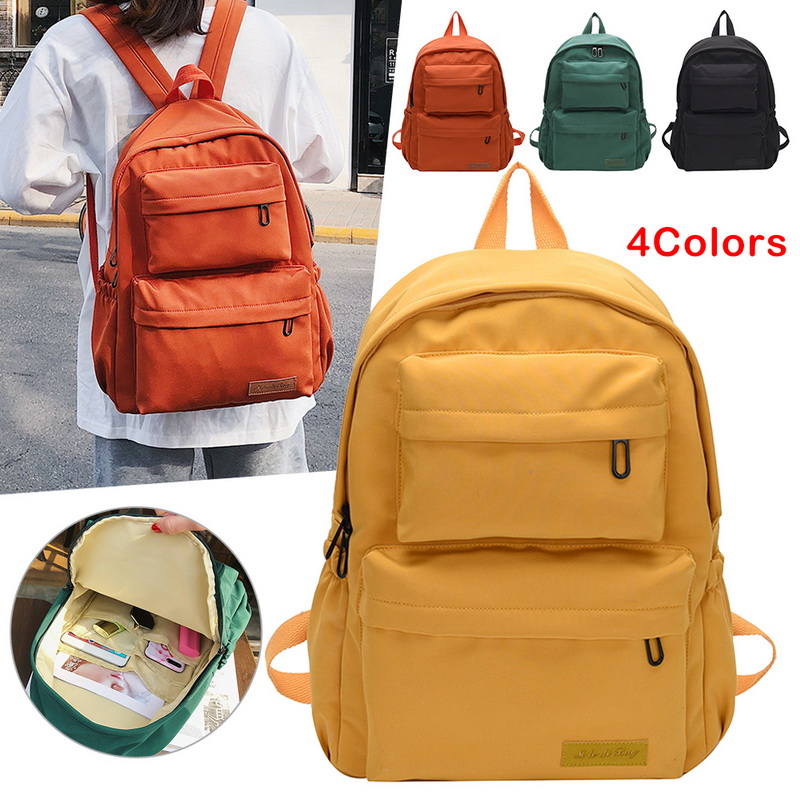 H7867ed6560654c629fb90a01e25891a5c - Waterproof Nylon Backpack for Women Multi Pocket Travel Backpack Female School Bag for Teenage Girls Book Mochilas